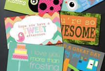 Cards / Stationary /Free Printables / by Tonette B