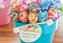 Birthday Party Ideas / by Jessica Hager