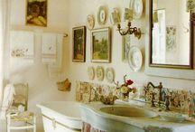 Bathrooms / by Jackie Haag