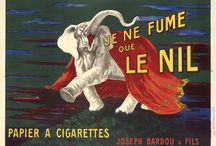 Cigarette Posters / by Rennert's Gallery