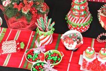 Christmas Party Ideas / by Trish Parker