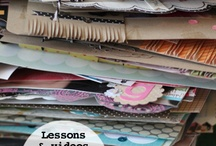 Scrap booking tutorials / by Sandy Knauer