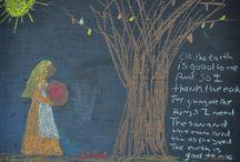 CREATIVITY! / by Mary Hughett