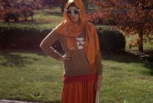 Muslim Fashion / by Erin Grace