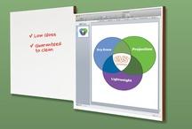 Egan Versa Presentation Surface (EVS) / by Egan Visual