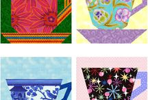 Quilting ideas / by Sharon Jenkins