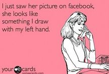 Danielle and my e card battle  / by Britney Oneill
