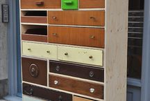 Salvage furniture / by Sarah Cloughly