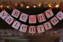 Valentine's Day ideas / by Katie Schmitt Abbott