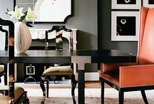 Dining Rooms / by Styleesas Closet