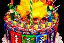 Gift Basket & Candy Bouquet / by Angelique Howard