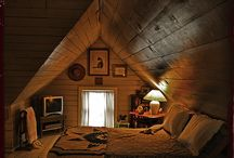 Rooms and Housey Things / by Alexandra Seward