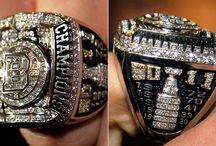 Stanley Cup rings / by HockeyShotStore