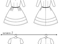 Tutorials: Clothing Patterns free to you / by Mary Mayhew/ nonna_mahoo