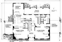 Decor - House Plans / by Kristin Rasmussen Barry