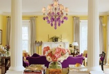 my PURPLE / by Wolfe Design House