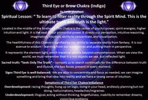 Chakra 6- Third Eye / by Autumn Bradley-O'Rell
