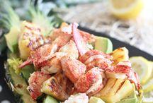 Food!--Soup and Salad / by Linda Rewa