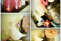 Craft Space Decor / by Debbie-Anne Parent