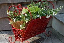 Garden Containers / by Devera Brower