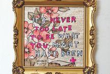 Quote me / by Jeneec K