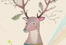 Illustration / by Marta Mesa