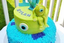 Birthday party! / by Nicole Deemer Sypniewski