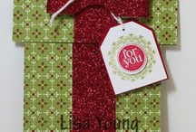 My Stampin' Up! Christmas projects / by Lisa Young - Stampin' Up!