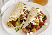 South of the Border / Mexican, Puerto Rican and Cuban dishes / by Jen Johnson