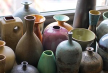 Pottery and Ceramics / by Meghan Hamby