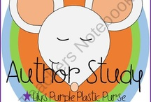 Author Studies / by Stephanie Davey