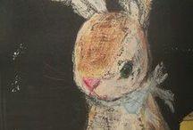 Illustration inspiration / by Sarah Lochrie