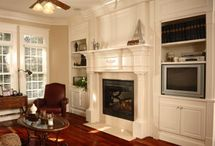Ideas for Built ins / by Leah Stanley