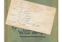 Handwritten Recipes / by Forgotten Bookmarks
