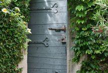 Doorsways & Stairways / by Debra Egan