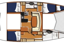 Catamaran layouts / by Sherie Masters