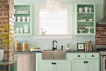 Kitchens & Dining Rooms / by Bee @ Hellobee