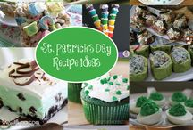 St. Patricks day / by Jamie Dotson