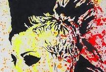Inspirational Art :3 - Punkie, goth, random Shiz :p / by Emily Dunnett