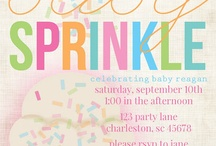 Gender Reveal & Baby Shower Ideas♥ / by Kimberly Dickerson