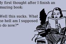 Books / by Kerah Smith