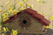 Birdhouses / by Dana Schwartz