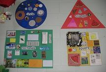 Classroom Clues/Shapes / by Heather Hollifield