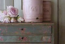 Cottage Decor and Charm / by Marta Lochner