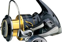 Shimano Spinning Reels / by TackleDirect