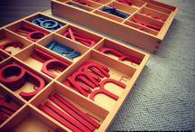 Montessori / by Doreen Wingert
