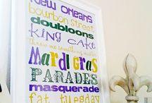 Mardi GRAS / by Christie Davis