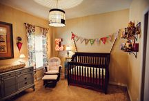 Nursery / by Terry Welch