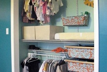 Closet Makeover / by Leah Stanley