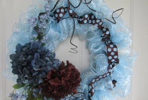 Wreaths / by Lisa A Wolf
